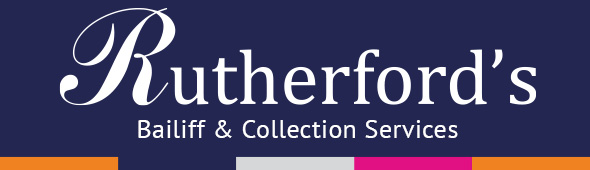 Rutherford's Bailiff & Collection Services Logo